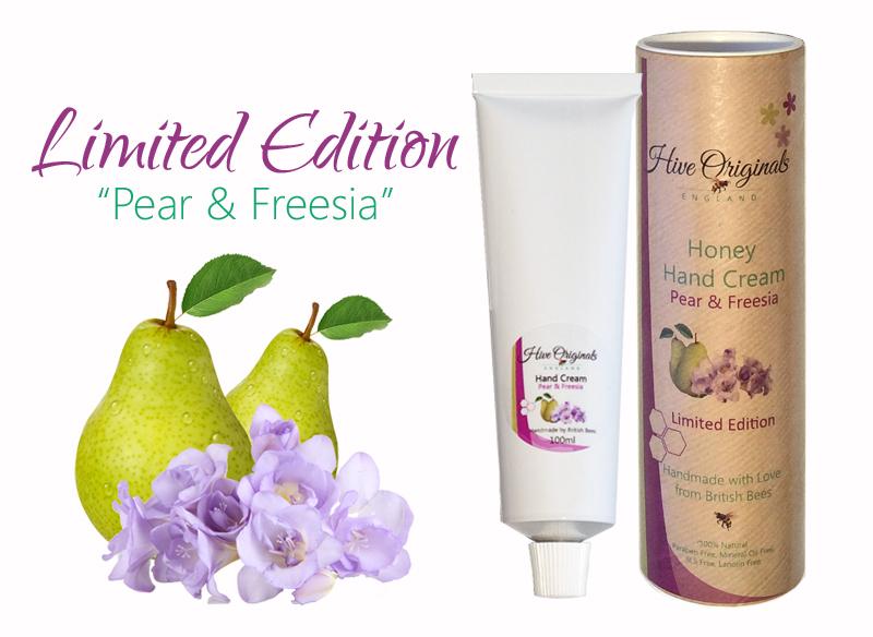 Pear & Freesia hand cream