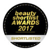 SHORTLISTED BEAUTY SHORTLIST 2017 LOGO