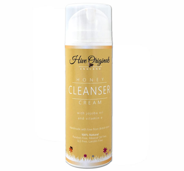 Honey-cleanser